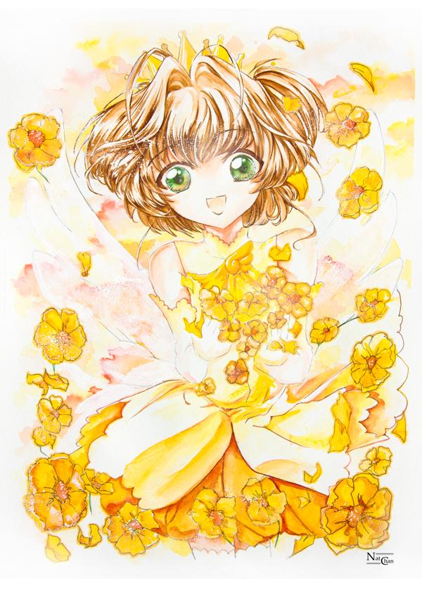 sakura_yellow_dress